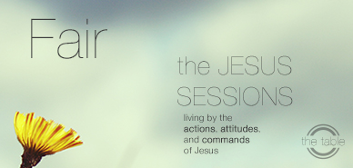 The Jesus Sessions: Fair